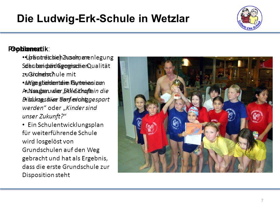 Die Ludwig-Erk-Schule in Wetzlar