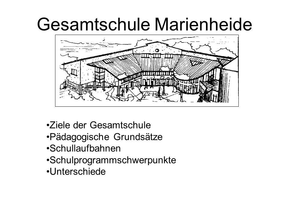 Gesamtschule Marienheide