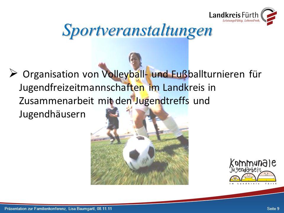 Sportveranstaltungen