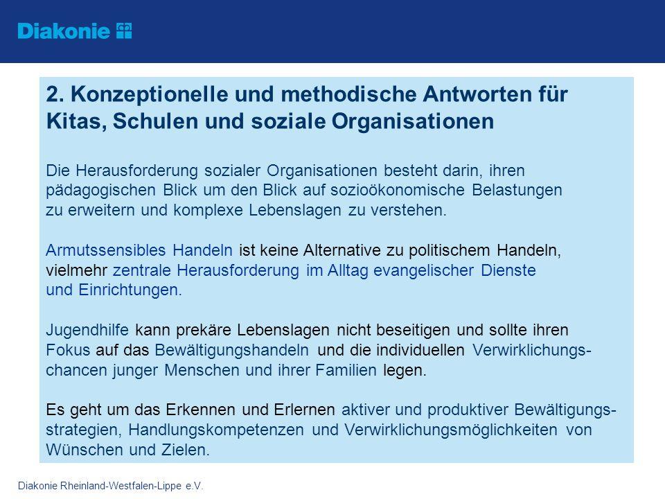 2. Konzeptionelle und methodische Antworten für Kitas, Schulen und soziale Organisationen