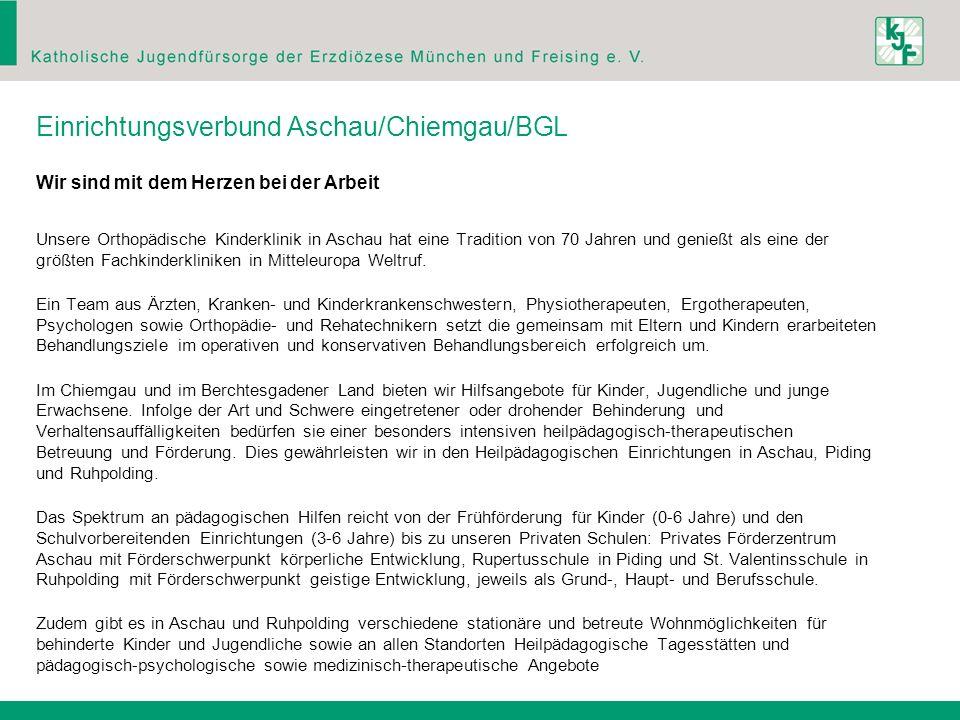 Einrichtungsverbund Aschau/Chiemgau/BGL