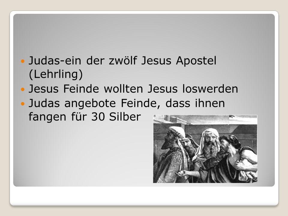 Judas-ein der zwölf Jesus Apostel (Lehrling)