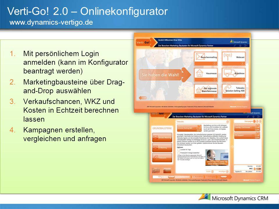 Verti-Go! 2.0 – Onlinekonfigurator