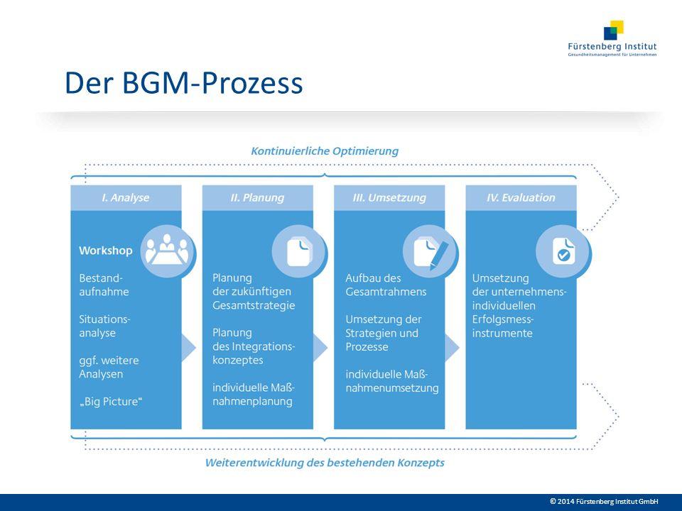 Der BGM-Prozess