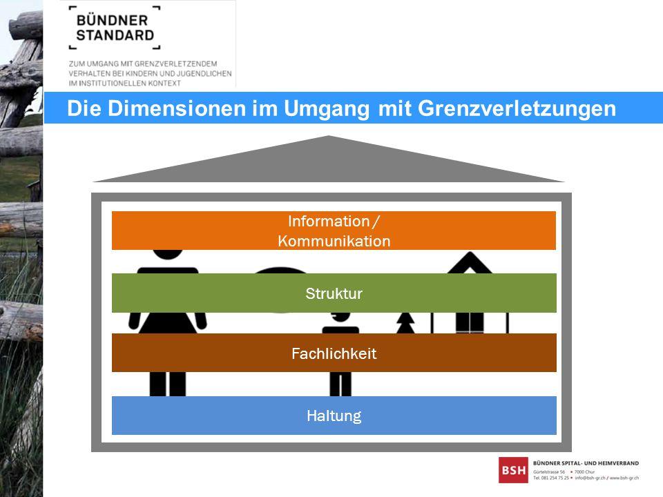 Die Dimensionen im Umgang mit Grenzverletzungen