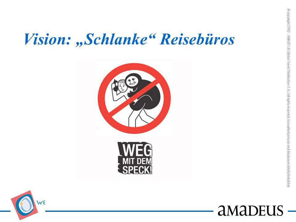 "Vision: ""Schlanke Reisebüros"