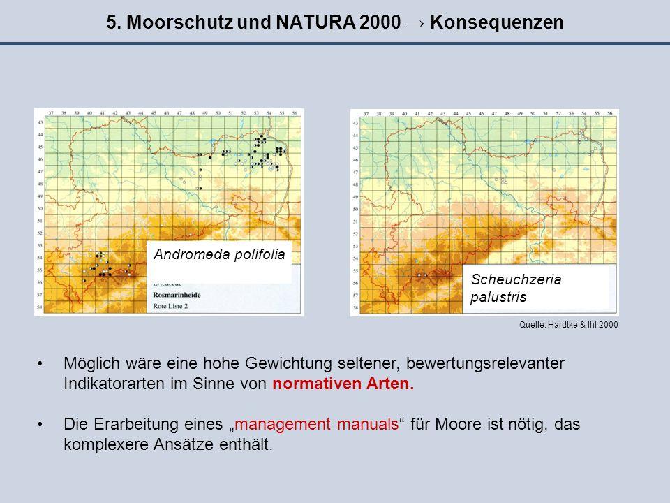 5. Moorschutz und NATURA 2000 → Konsequenzen