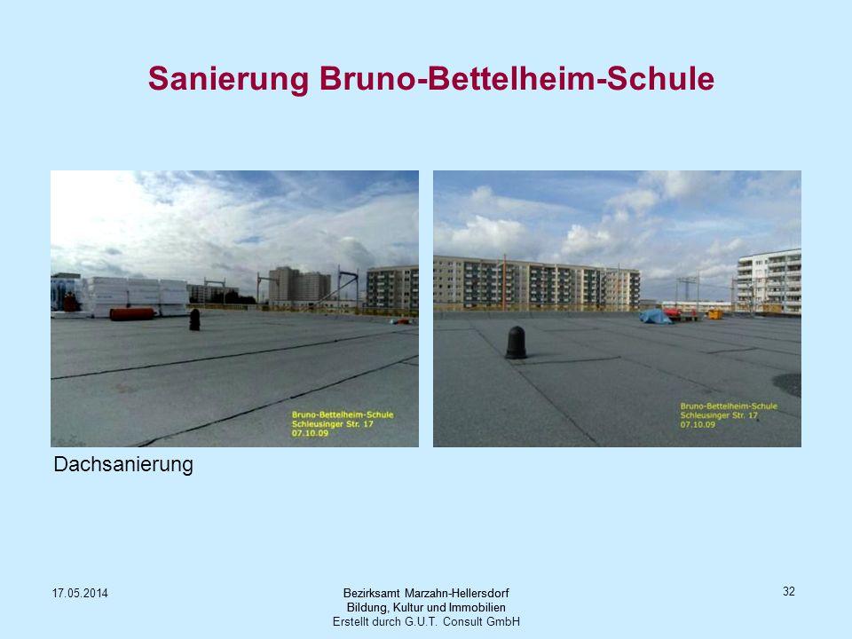 Sanierung Bruno-Bettelheim-Schule