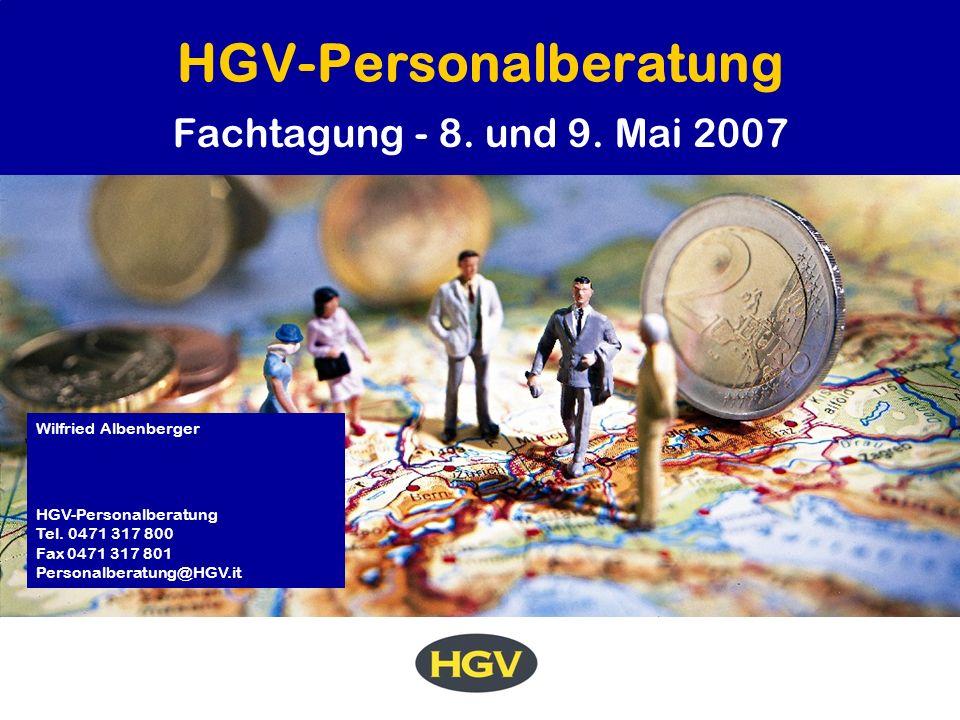 HGV-Personalberatung