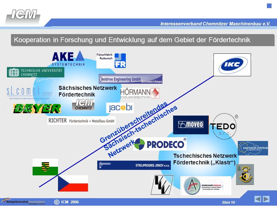 Grenzüberschreitendes Sächsisch-tschechisches Netzwerk