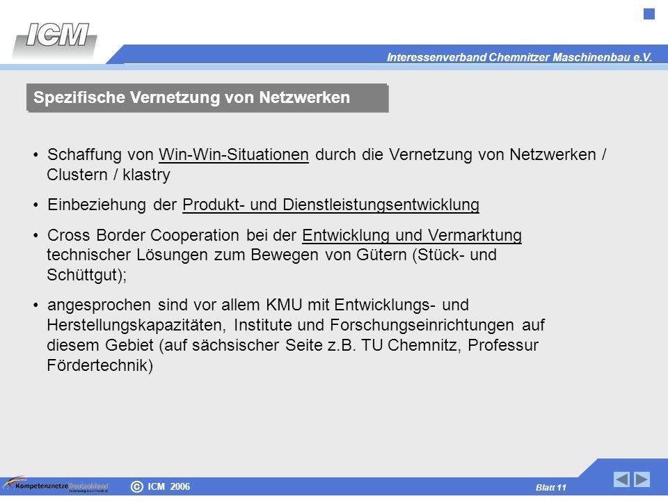 Spezifische Vernetzung von Netzwerken