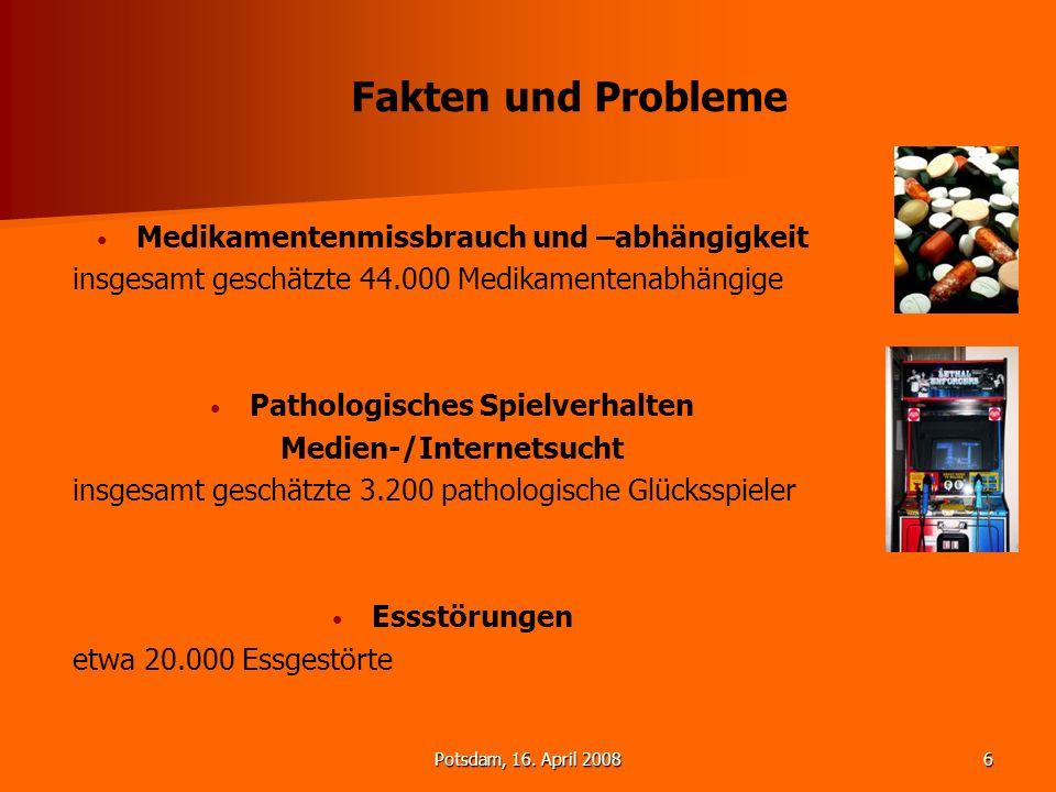 Medikamentenmissbrauch und –abhängigkeit Pathologisches Spielverhalten