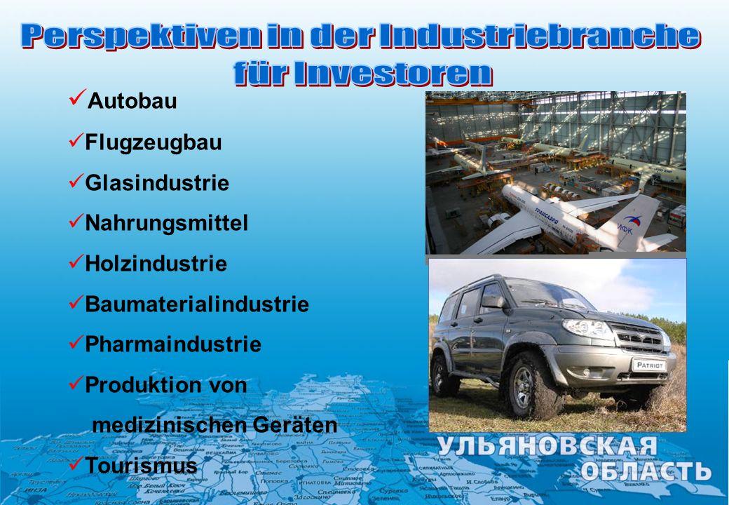 Perspektiven in der Industriebranche