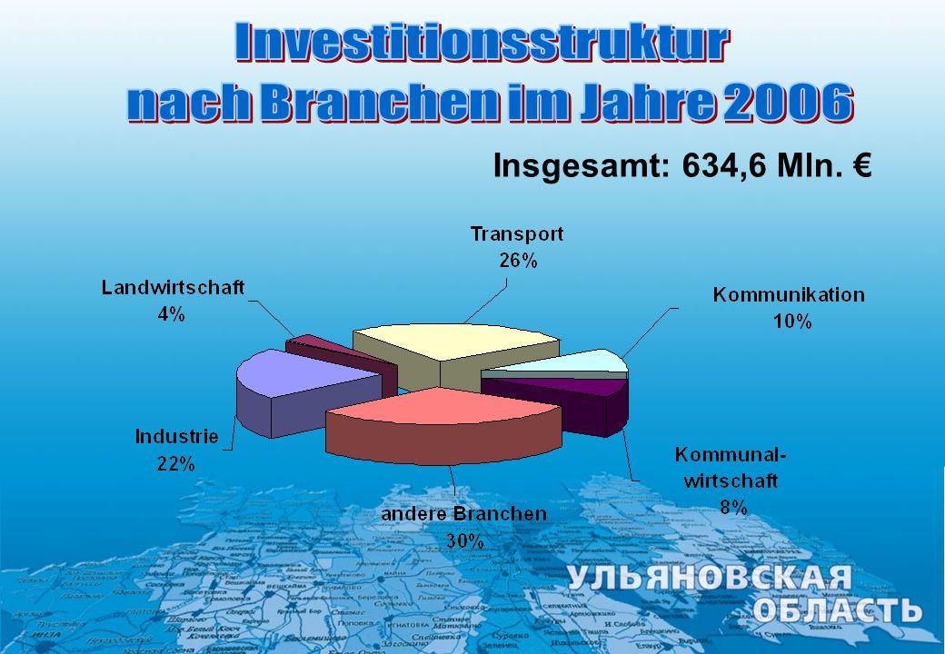 Investitionsstruktur