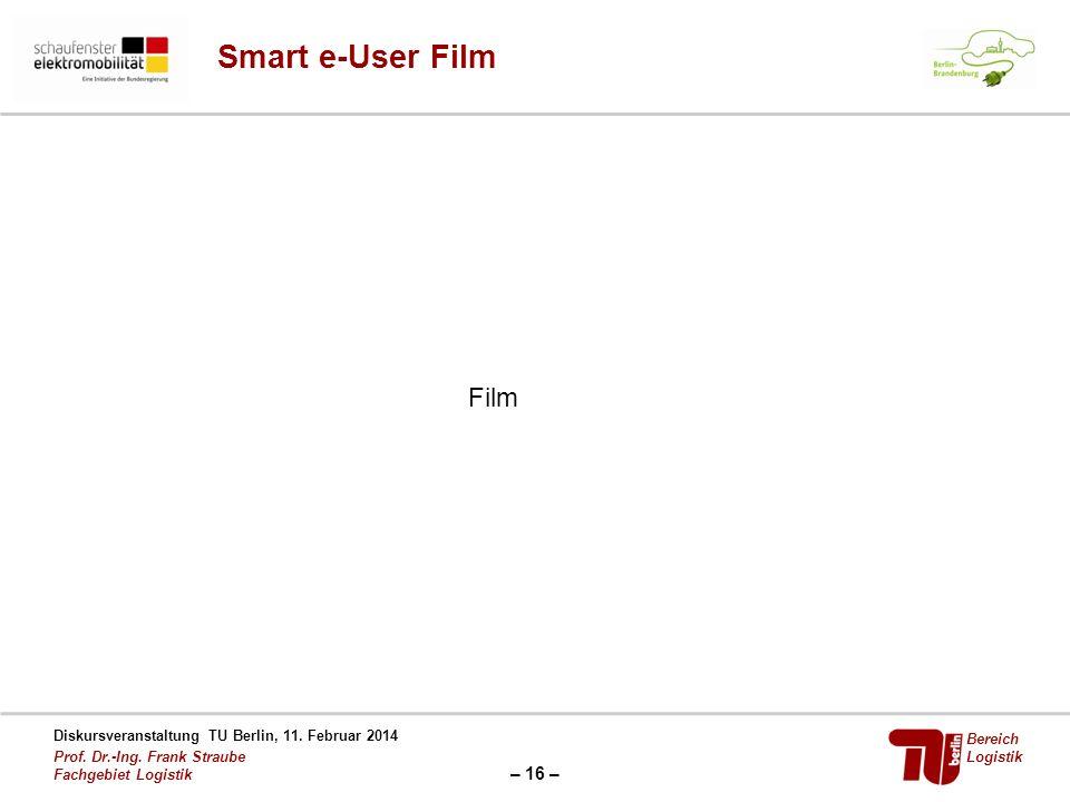 Smart e-User Film Film