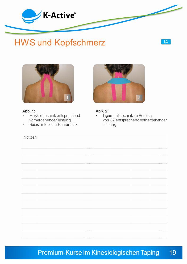 HWS und Kopfschmerz 19 Abb. 2:
