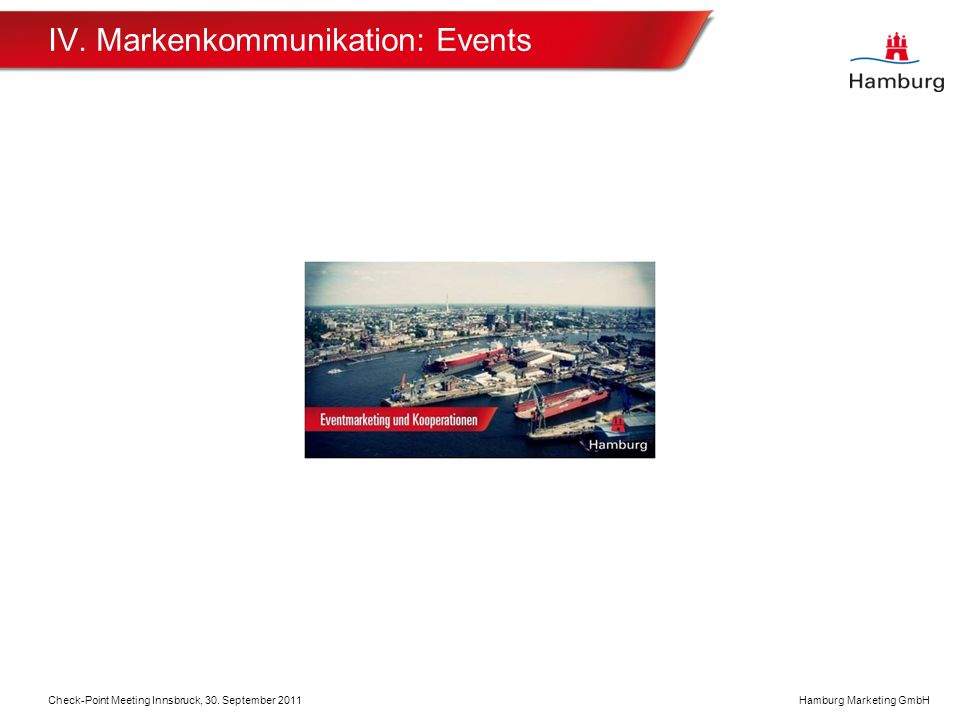 IV. Markenkommunikation: Events