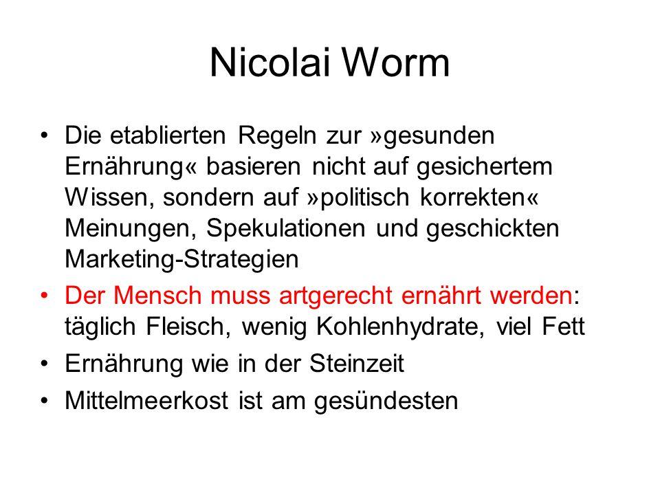 Nicolai Worm