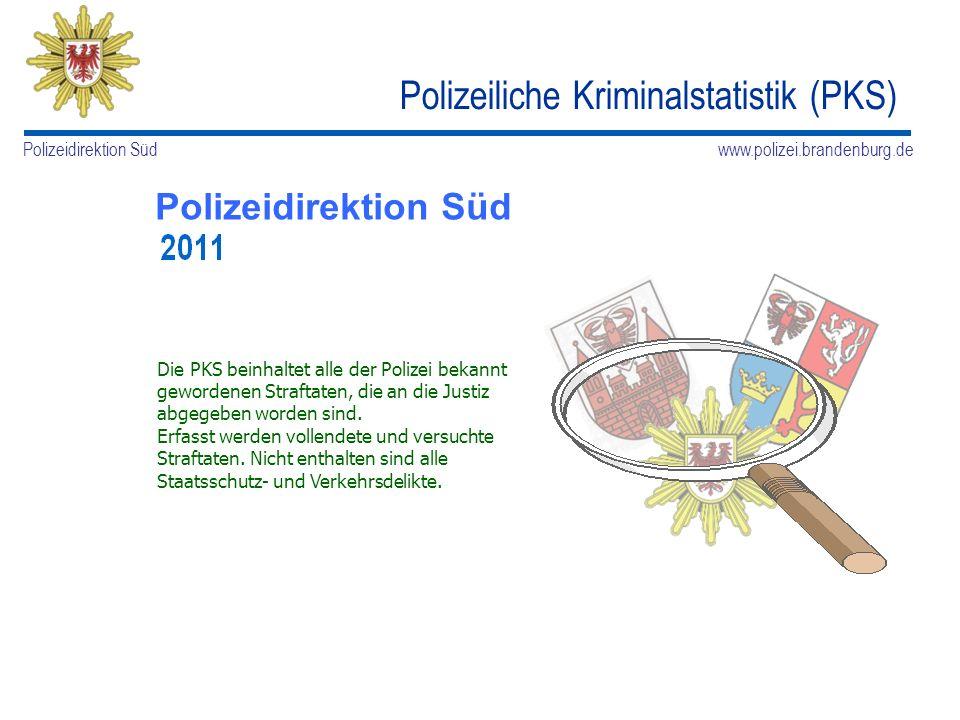 Polizeiliche Kriminalstatistik (PKS)
