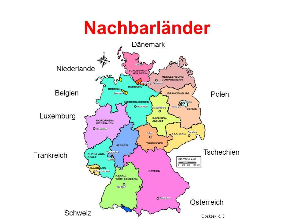 Nachbarländer Dänemark Niederlande Belgien Polen Luxemburg Tschechien