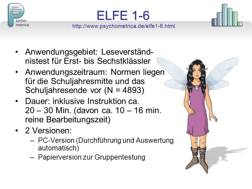 ELFE 1-6 http://www.psychometrica.de/elfe1-6.html