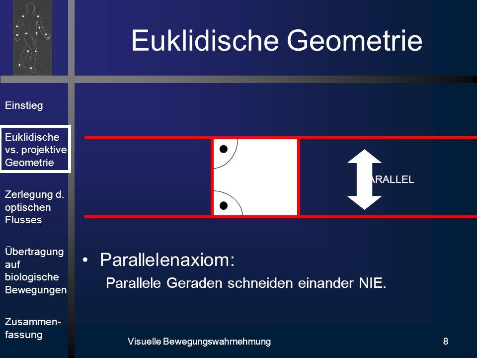 Euklidische Geometrie