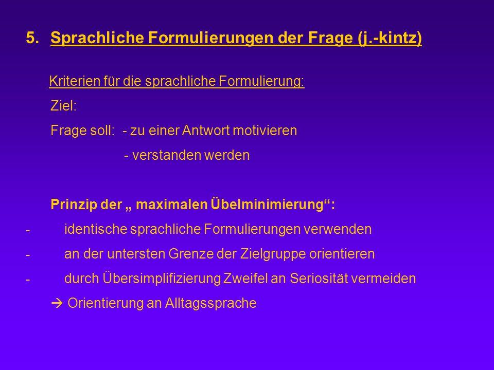 Sprachliche Formulierungen der Frage (j.-kintz)