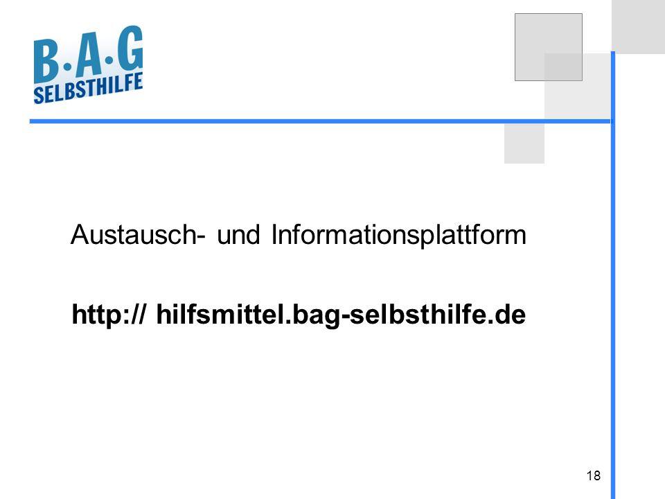 http:// hilfsmittel.bag-selbsthilfe.de