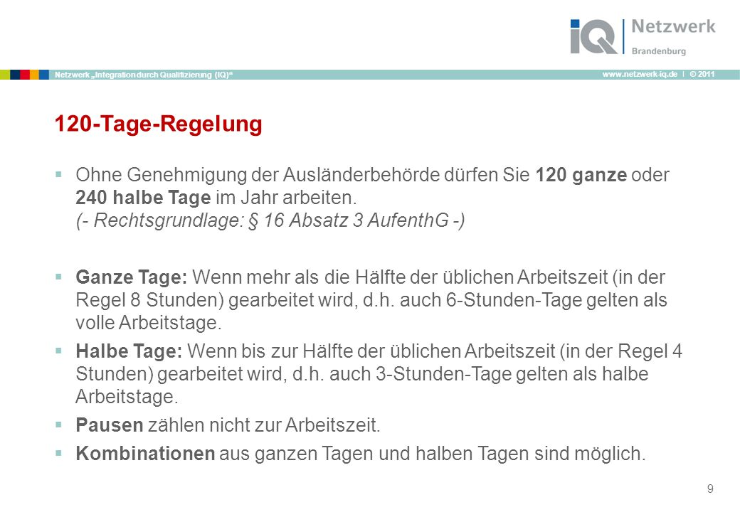 120-Tage-Regelung