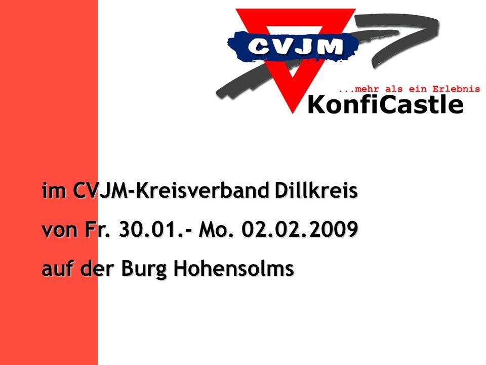 im CVJM-Kreisverband Dillkreis