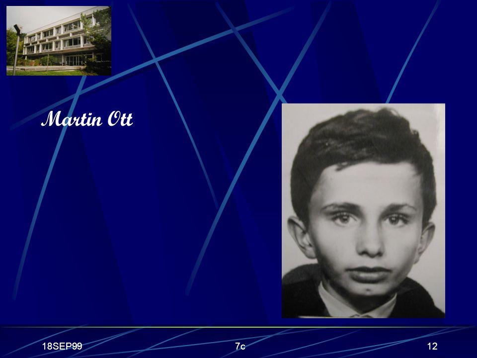 Martin Ott 18SEP99 7c