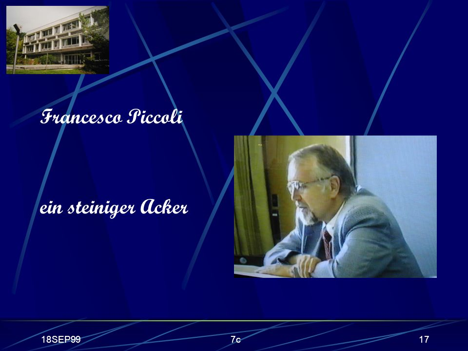Francesco Piccoli ein steiniger Acker 18SEP99 7c