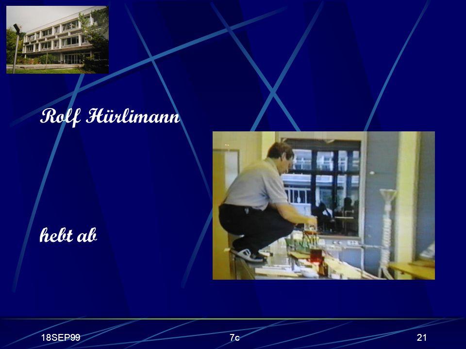 Rolf Hürlimann hebt ab 18SEP99 7c