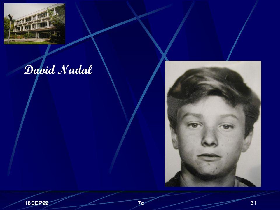 David Nadal 18SEP99 7c