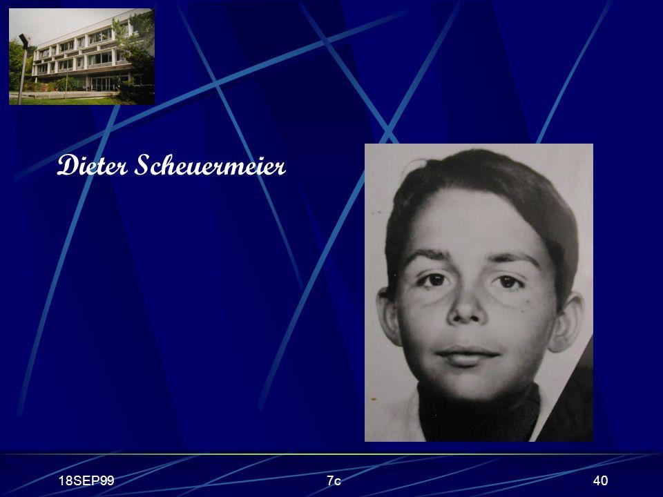 Dieter Scheuermeier 18SEP99 7c