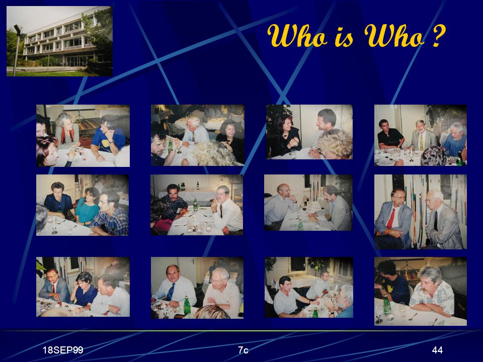 Who is Who 18SEP99 7c