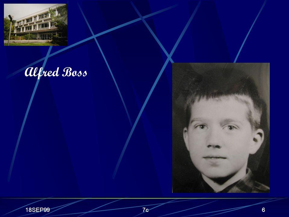 Alfred Boss 18SEP99 7c