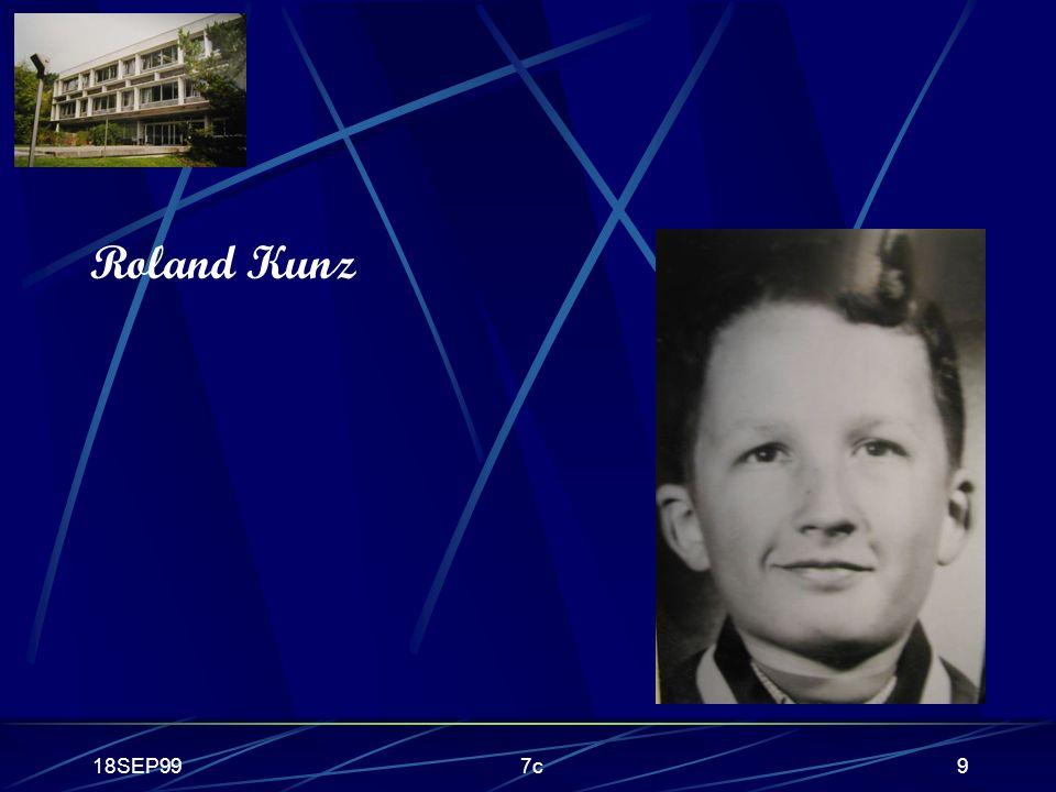 Roland Kunz 18SEP99 7c