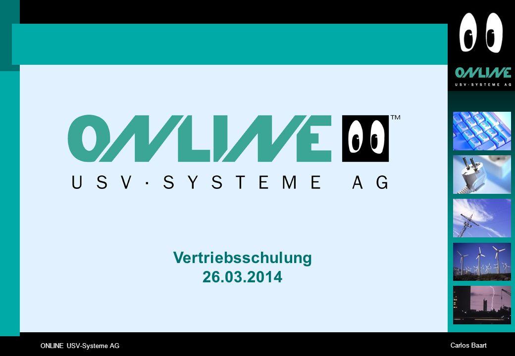 Vertriebsschulung 26.03.2014