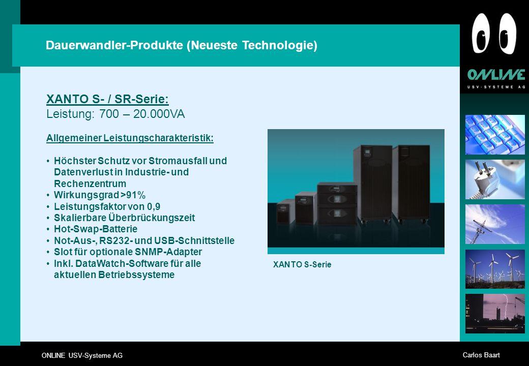 Dauerwandler-Produkte (Neueste Technologie)
