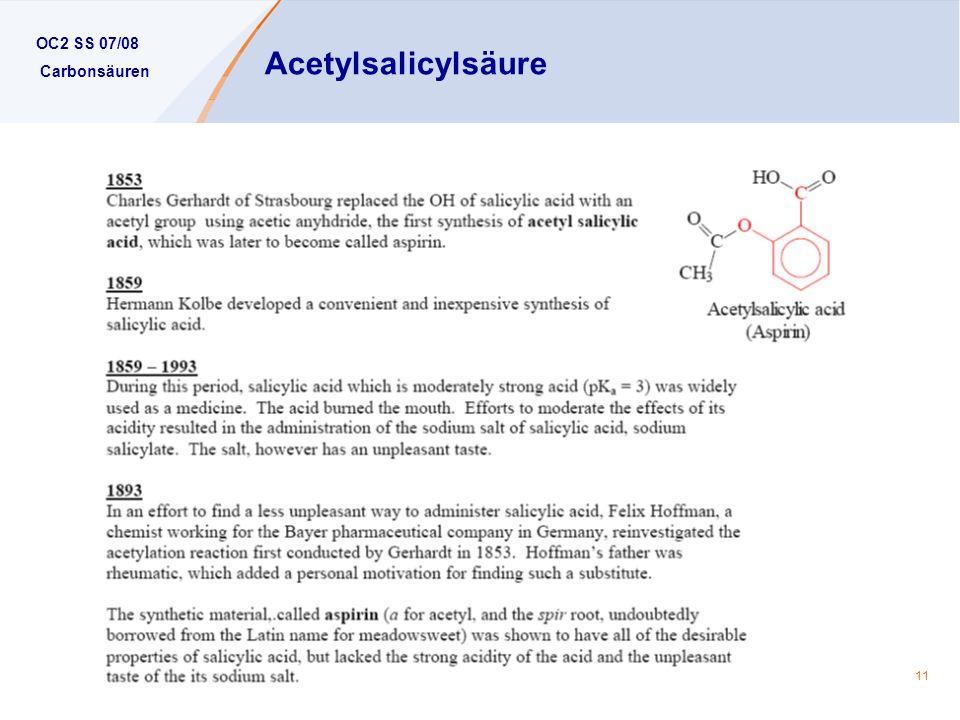 Acetylsalicylsäure