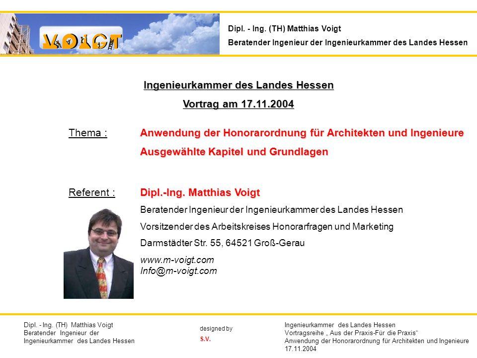 Ingenieurkammer des Landes Hessen