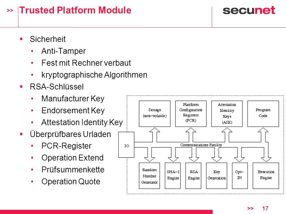 Trusted Platform Module