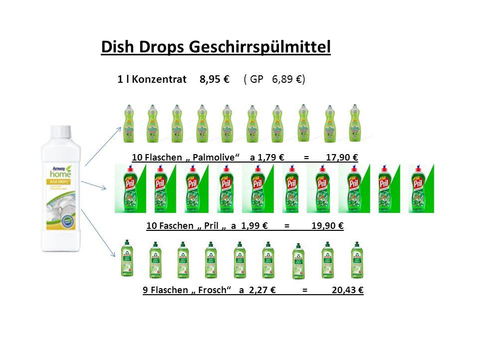 Dish Drops Geschirrspülmittel