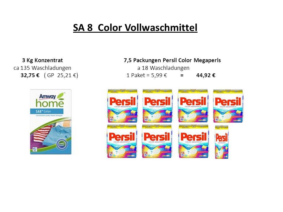 SA 8 Color Vollwaschmittel