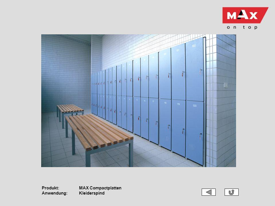 Produkt: MAX Compactplatten