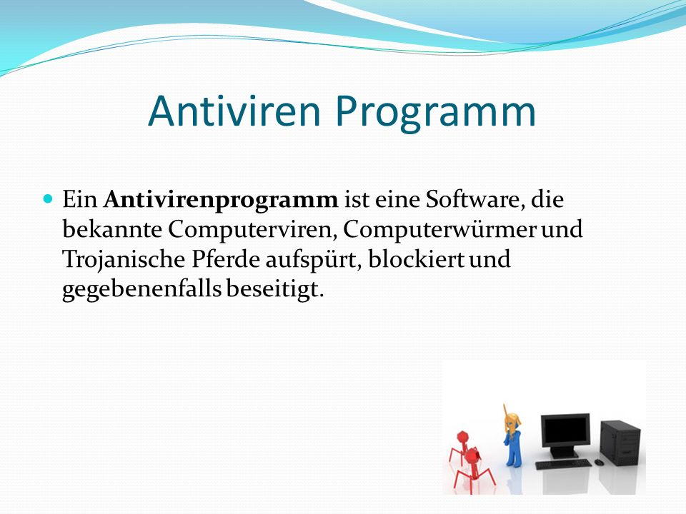 Antiviren Programm
