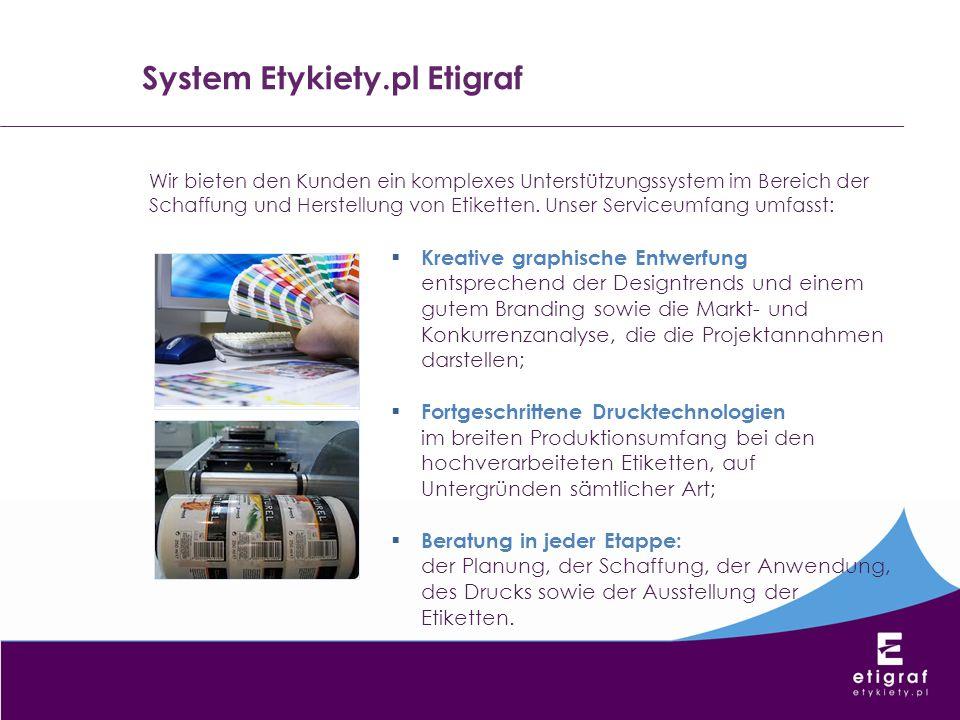 System Etykiety.pl Etigraf