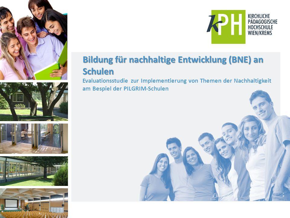 Bildung für nachhaltige Entwicklung (BNE) an Schulen