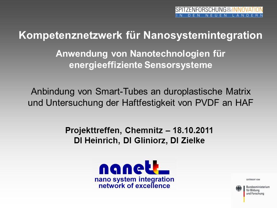 Kompetenznetzwerk für Nanosystemintegration